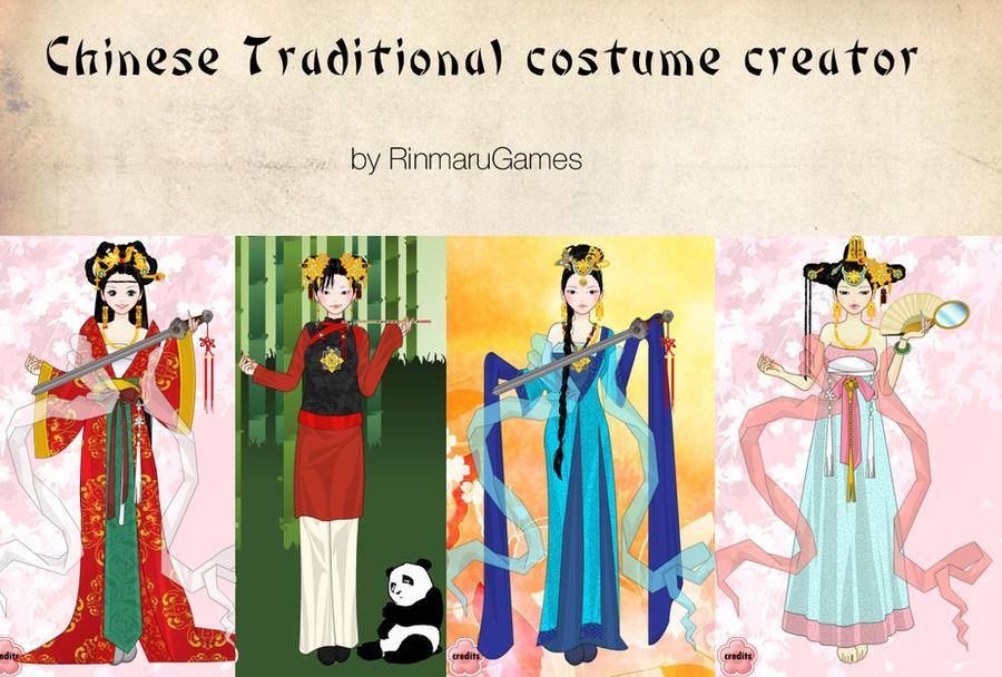 Chinese costume creator by Rinmaru ...