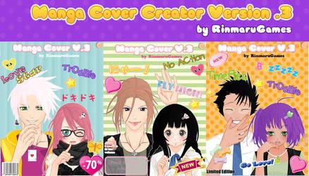 Manga Cover Creator V.3 by Rinmaru