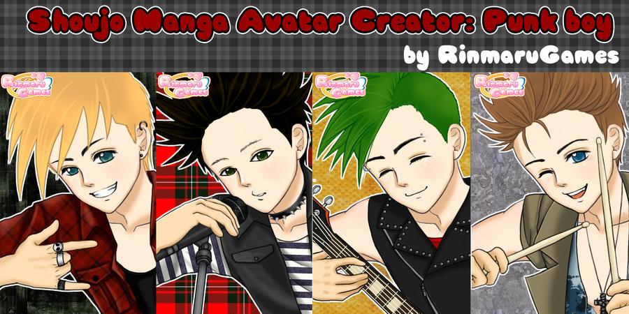 Mega anime avatar creator by rinmaru hd walls find wallpapers