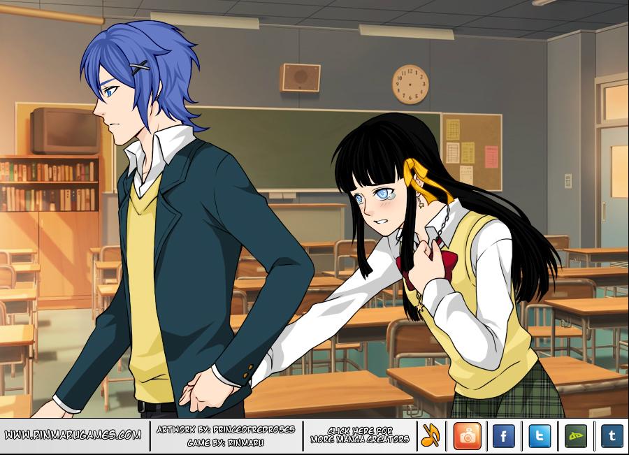 Manga Creator School Days Page:9 by Rinmaru