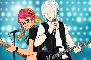 Manga Creator: Rebels page.1 by Rinmaru