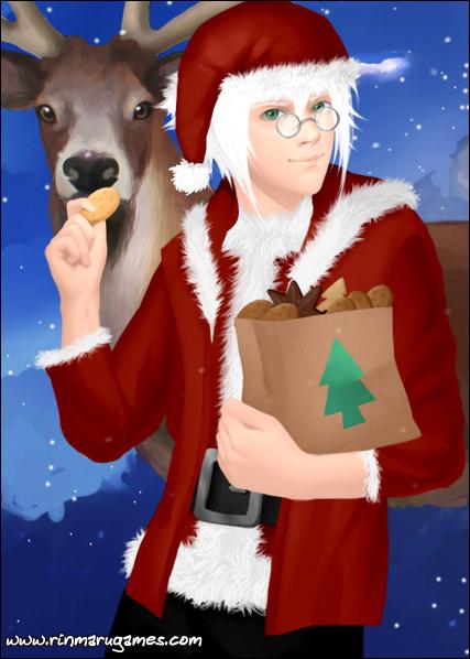 Cool Santa dress up game by Rinmaru