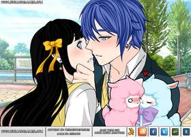 Manga Creator School Days page:16