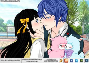 Manga Creator School Days page:16 by Rinmaru