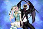 Mega anime couple creator