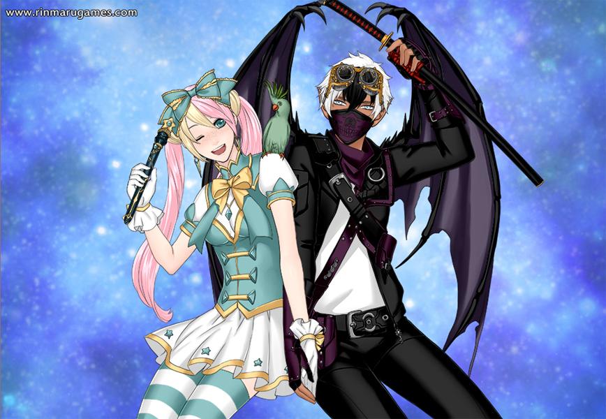 Mega Anime Couple Creator By Rinmaru On Deviantart