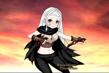 JRPG Heroine Creator: Thief