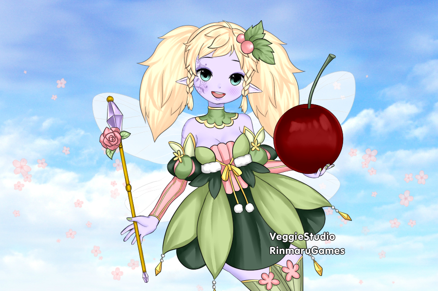 Anime Fairy Creator By Rinmaru