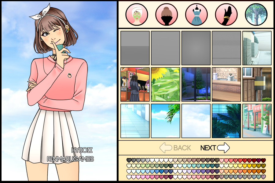 . My dress up games by Rinmaru on DeviantArt