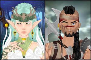 Mega Fantasy Avatar Creator by Rinmaru