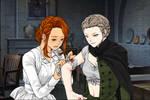 Manga Creator: Vampire Hunter page.7