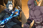 Manga Creator: World of Fantasy page.6