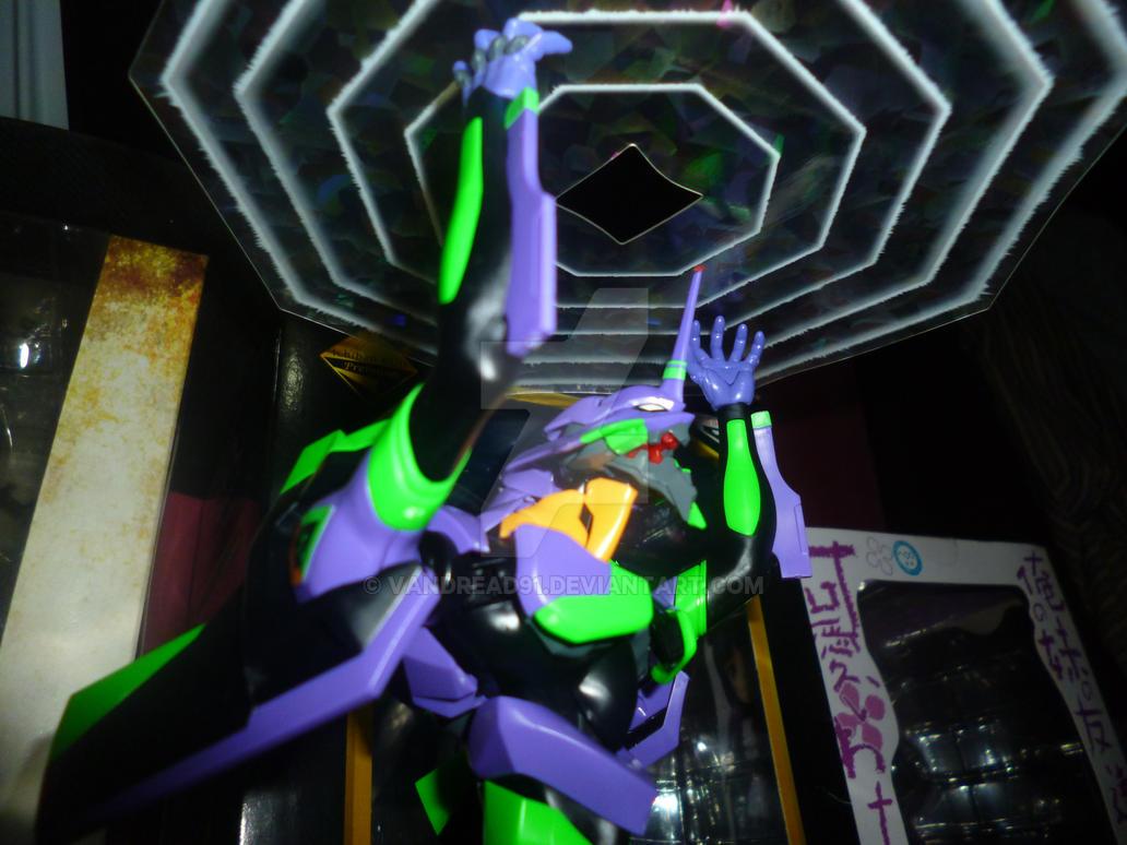 Evangelion LMHG 01 (Rebuild) by vandread91