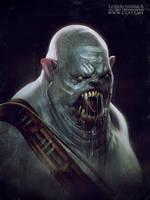 Goblin warrior by CGPTTeam