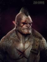 Troll warrior by CGPTTeam