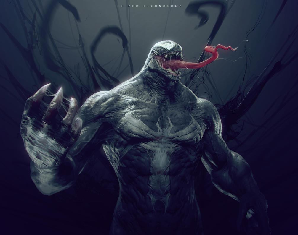 Venom by CGPTTeam