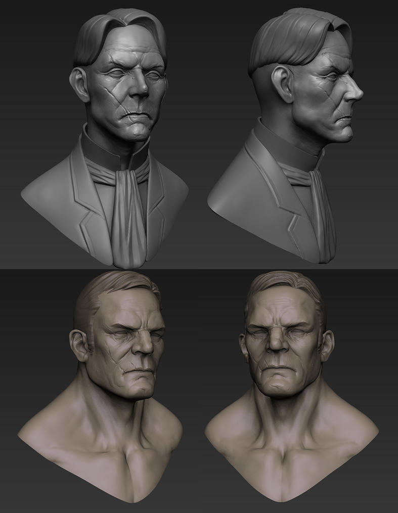 Dishonored concept by CGPTTeam