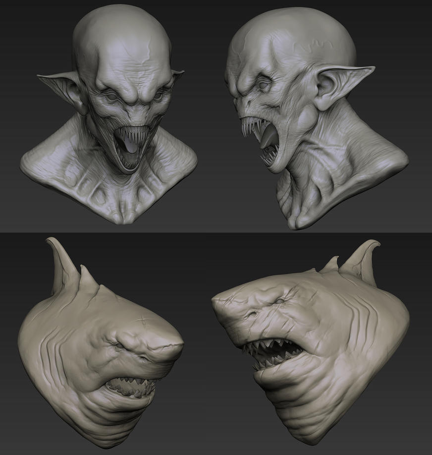 Creature 2 by CGPTTeam
