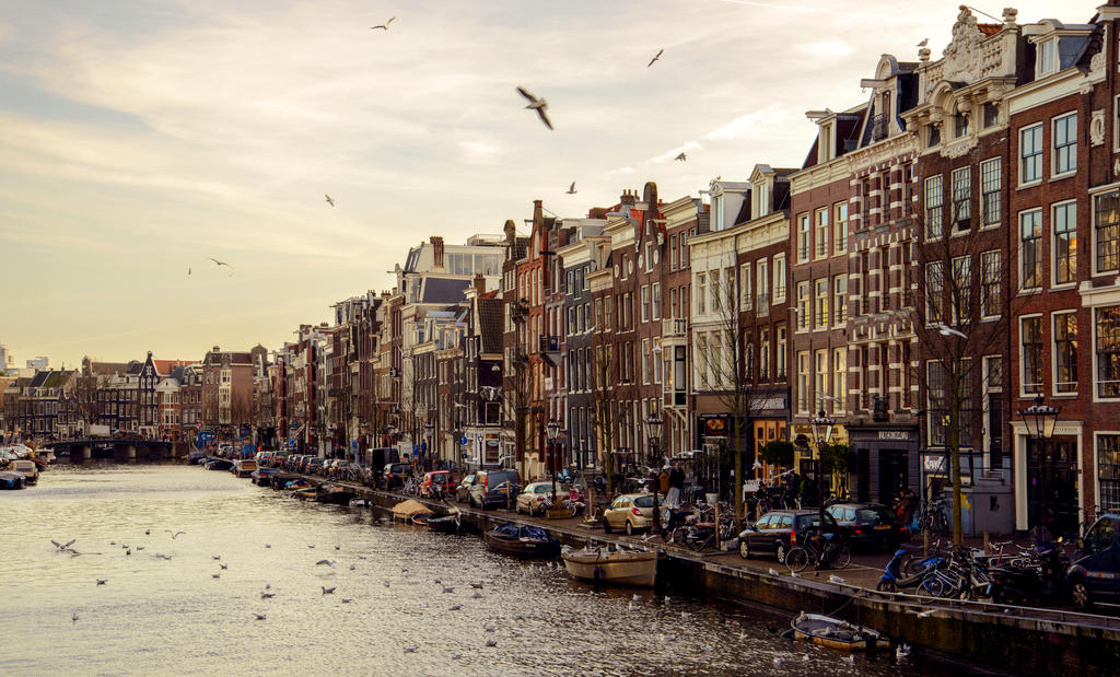 Amsterdam by Roman89