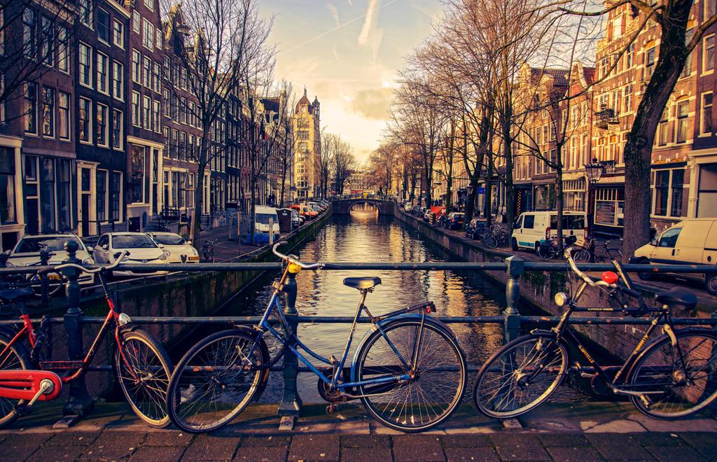 Amsterdam II by Roman89