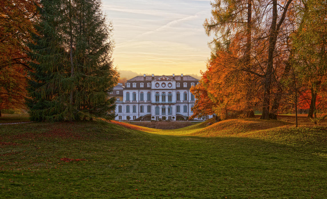 Schloss Wilhelmsthal by Roman89