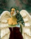 ::Angel Eyes:: by JunkbyJen