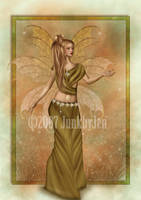 ::Autumn Goddess:: by JunkbyJen