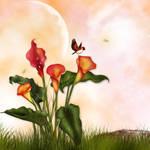 JBJ Floral Back2