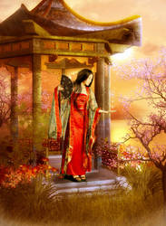 ::Beauty of the Orient:: by JunkbyJen