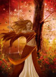 ::Autumn's Anticipation:: by JunkbyJen