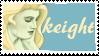 Keight Stamp by JunkbyJen