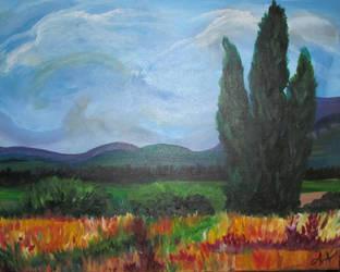 ::The Field:: by JunkbyJen