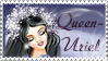 Queen-Uriel Stamp by JunkbyJen