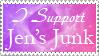 Support Jen's Junk by JunkbyJen