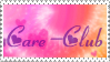 Care-Club Support Stamp by JunkbyJen