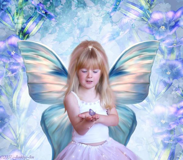 Butterfly Kisses   by JunkbyJen - Melek Avatarlar� - Melekli Avatarlar