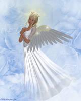 Guardian Angel by JunkbyJen