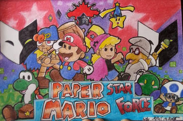 Paper Mario N64 on The-Paper-Mario-Club - DeviantArt