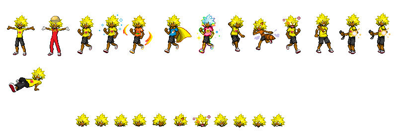 Jolty Sprites! Commission