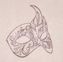 Mask by Inu-freak
