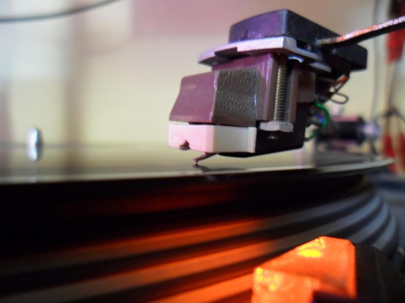 Vinyl Record Needle By Zagaboy On Deviantart