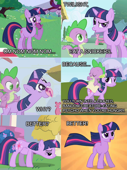 MLP - Snickers