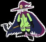 DZXW: Warlockmon