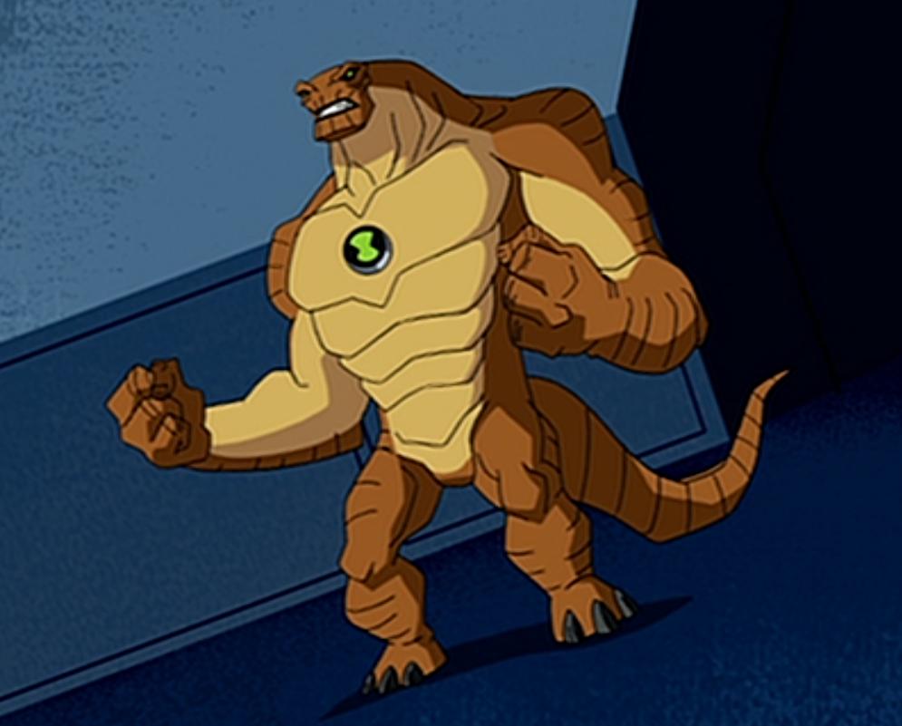 Humungousaur Enemy 1 By Terraraptor