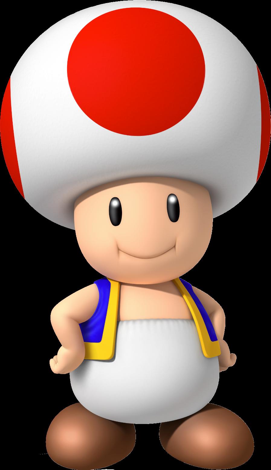 Showing picture: Mario Toad Wallpaper Mario