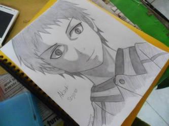 Akashi Seijuro 1 by lilredbleed