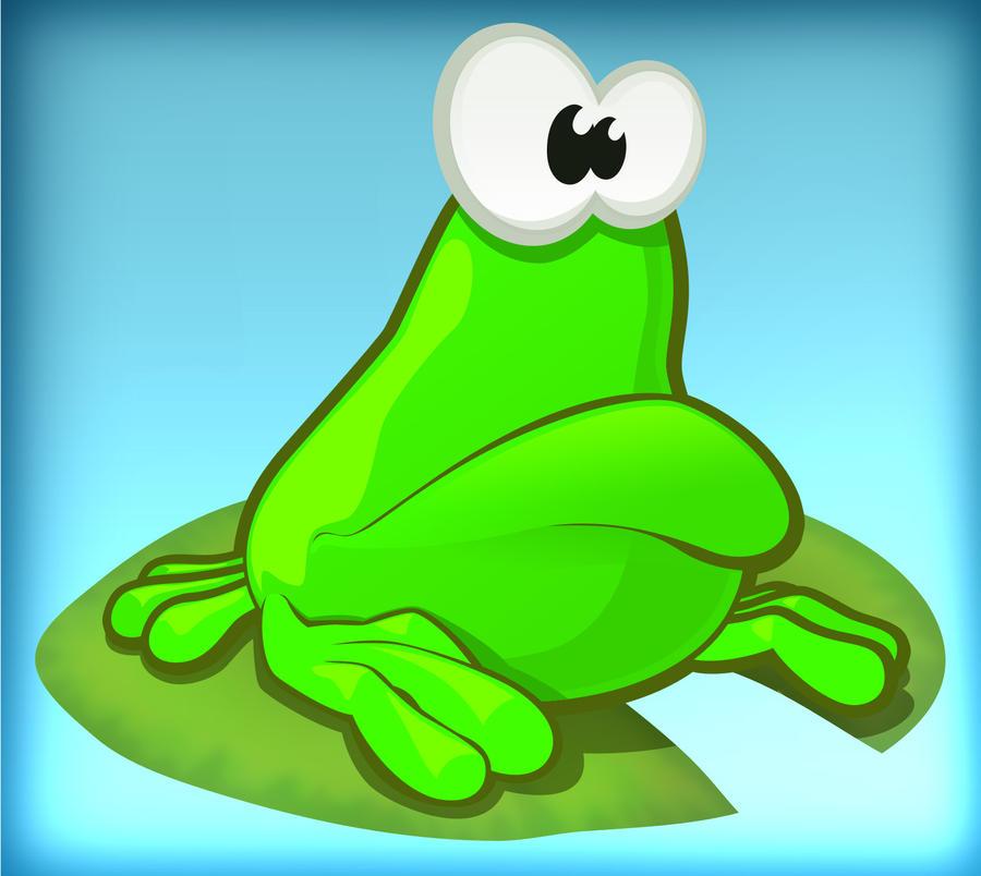 Froggy by Dr-Von-Poopenheimer