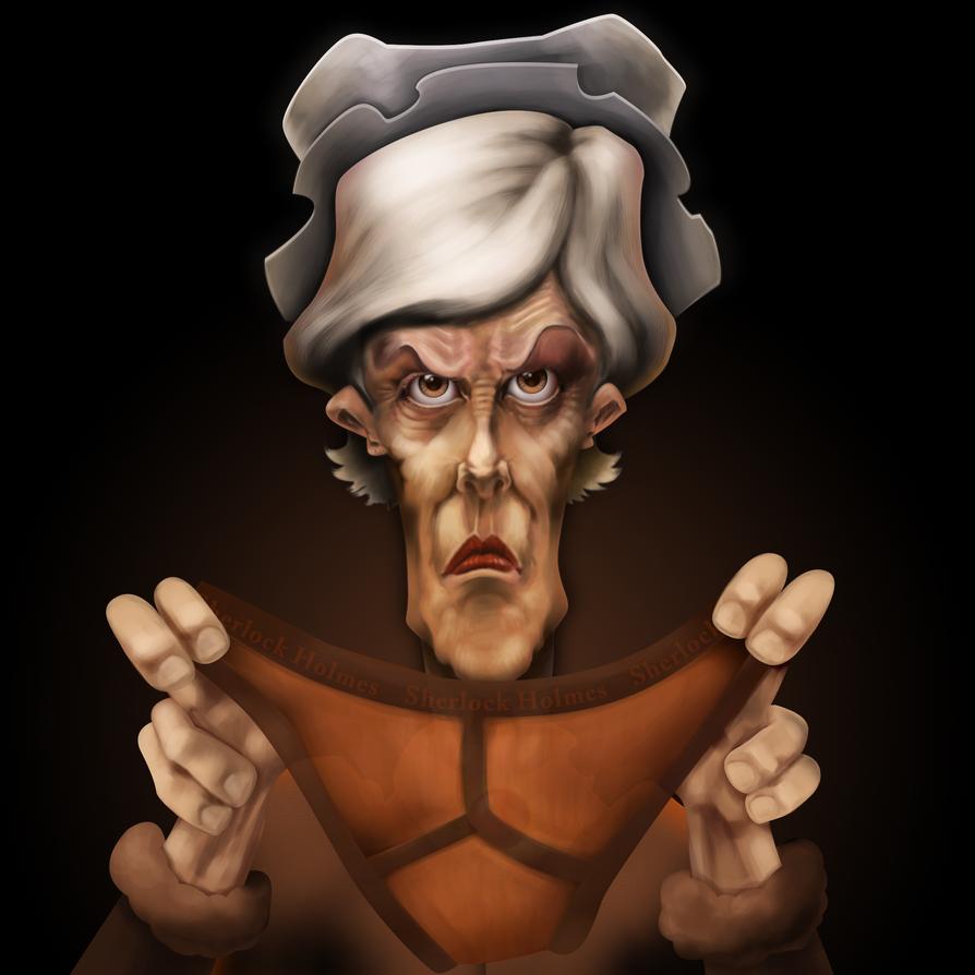 A Victorian housekeeper. by Dr-Von-Poopenheimer