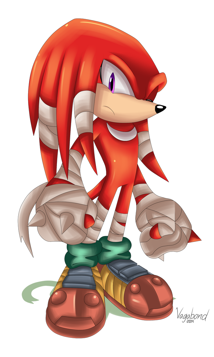 Knuckles the Echidna on Sonic-Boom-Club - DeviantArt