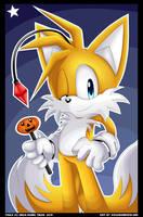 Happy Halloween 2015 - Tails by VagabondWolves